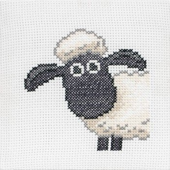 Shaun The Sheep Cross Stitch Patterns