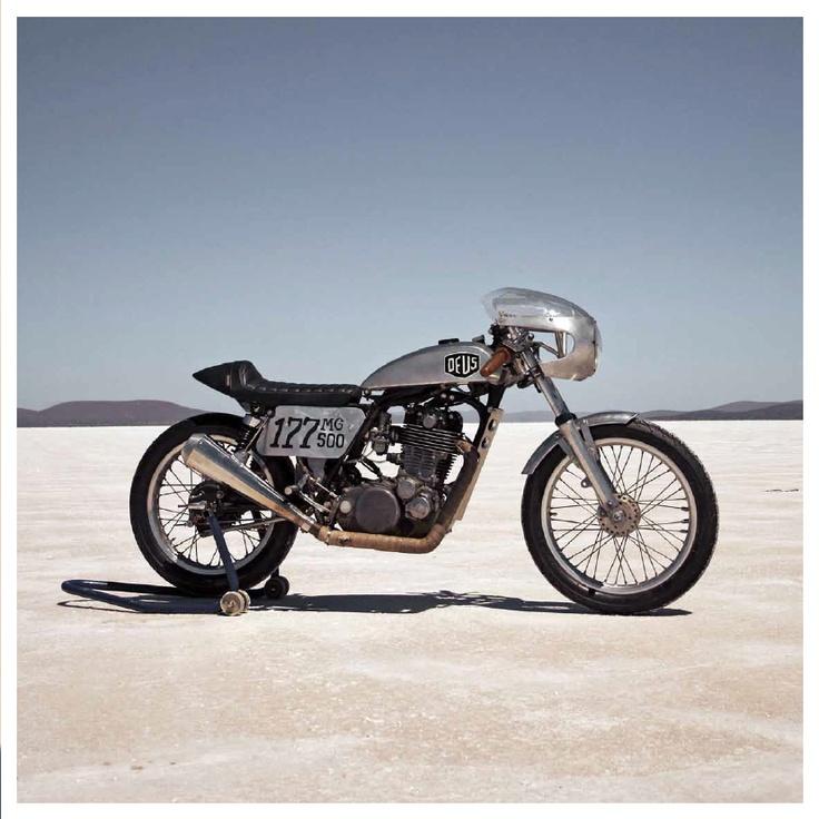 Delicieux Deus Custom Bike