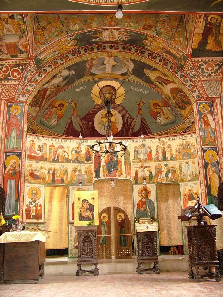 10_Ioan Popa, capela Spital G. AlexandrescuIoan Popa, G. Alexandrescu Hospital Chapel (Bucharest)