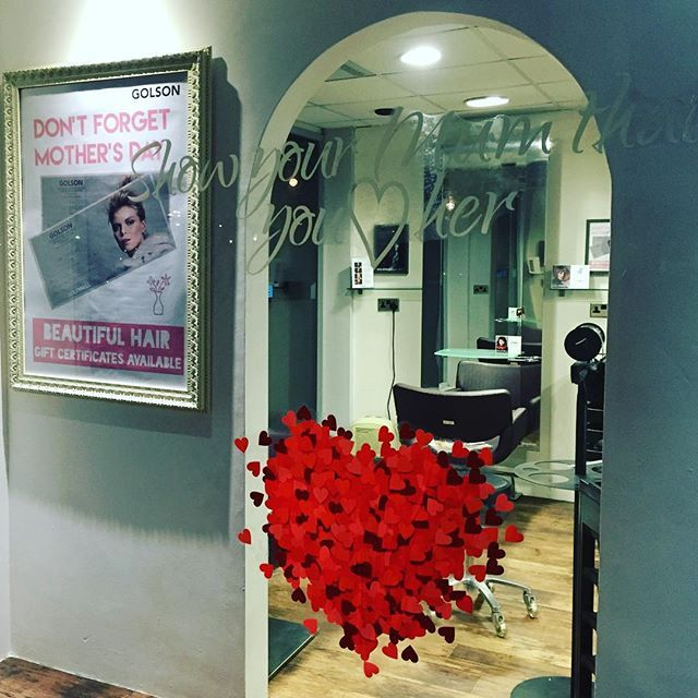 Show your mum you love her #mothersday #hairsalon #salongiftcertificates #hair #miltonkeynes