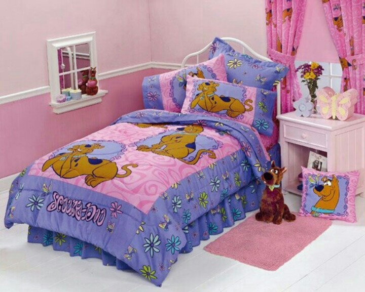 8 best Scooby Doo bedding ideas for kids images on