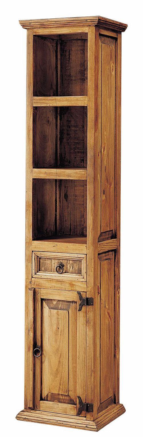 17 mejores ideas sobre estantes r sticos en pinterest - Herrajes rusticos para puertas ...