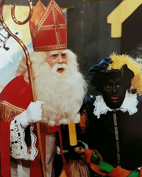 Sinterklaas en de zeer jonge Wegwijspiet