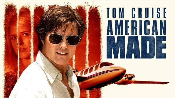 American Made Movie On Dvd Thriller Suspense Suspense Movies