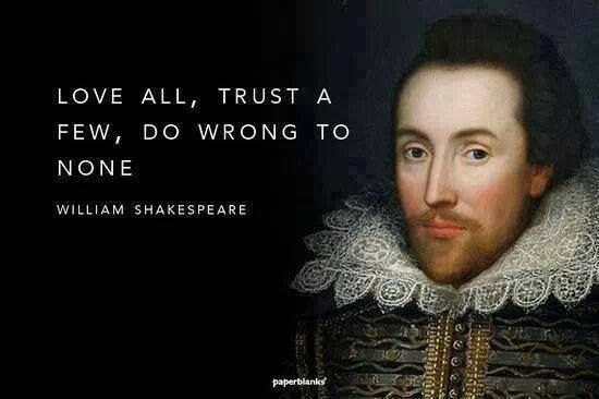 Shakespeare Quotes: 32 Best Images About William Shakespeare LE BARDE On