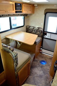 truck campers | we have seen this floor plan in truck campers for
