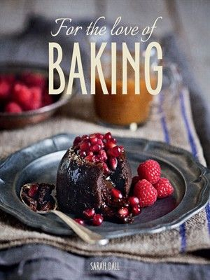 The book covers a wide variety of baking recipes and has everything from cakes, cupcakes and desserts to biscuits and more.