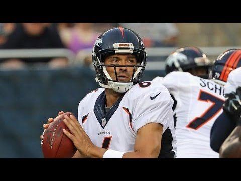 ***Breaking News*** Denver Broncos Released Mark Sanchez - Dallas Cowboy...