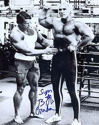 Arnold & Superstar Billy Graham