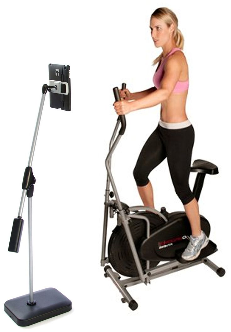 ipad elliptical trainer mounts  stands and holders