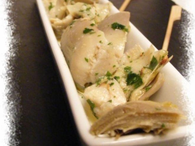 17 meilleures id es propos de recettes de coeur d - Cuisiner coeur d artichaut ...