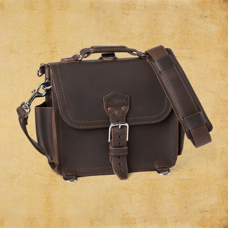 Leather Satchel - Leather Satchel Bag | Saddleback Leather Co.