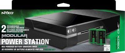 Nyko Modular Power Station - Black (Xbox One)
