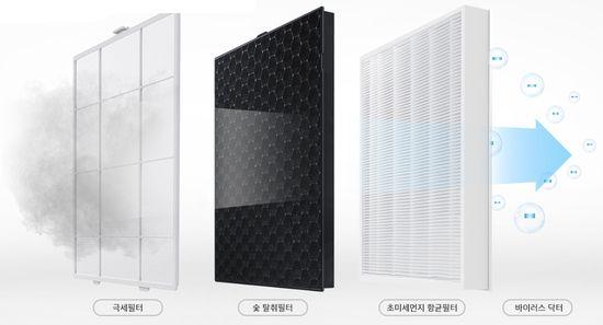 2016년형 삼성 블루스카이 공기청정기 인기요인은? :: 다나와 DPG