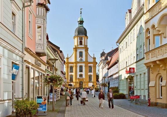 Kreuzkirche in Suhl