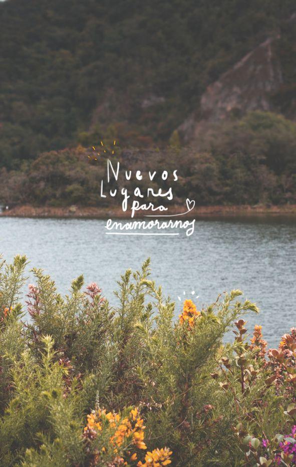 Nuevos lugares para enamorarnos. Neusa. #lasoto