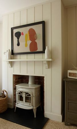 Susie Atkinson - Contemporary tongue and groove panelling