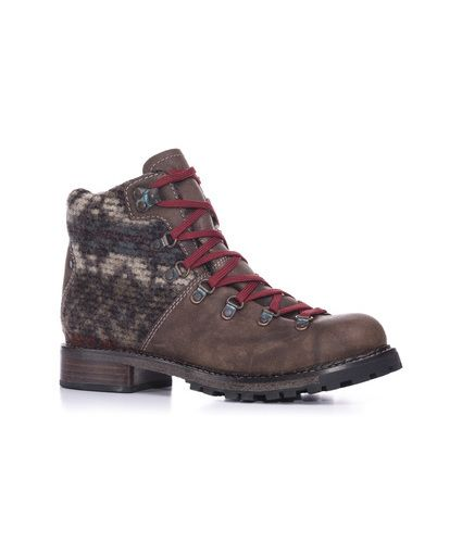 Women's Rockies Boot in Stucco by WOOLRICH® The Original Outdoor Clothing Company