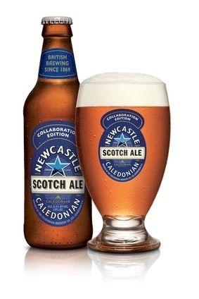 Product Launch - Heinekens Newcastle Scotch Ale