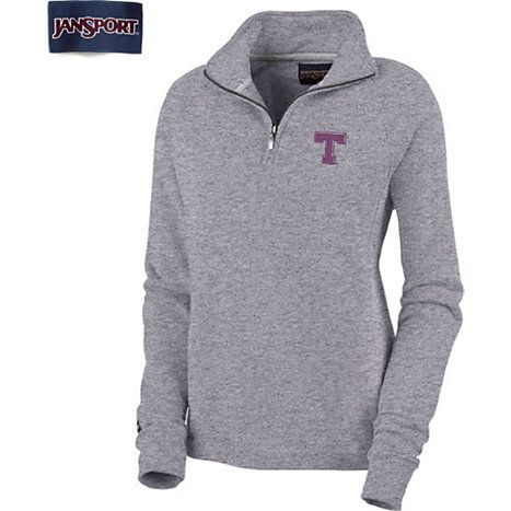 Product: Tarleton State University Women's 1/4 Zip Chelsea Fleece Pullover