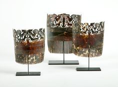 TORTOISE SHELL COMB (MIDDLE)