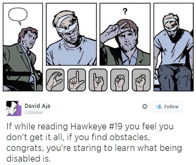 Hawkeye #19    Clint Barton    Comics    686px × 576px