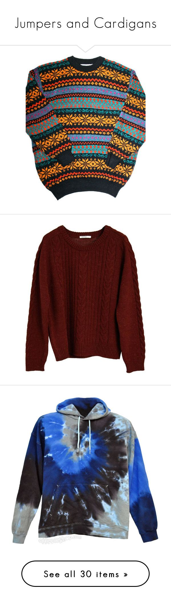 """""""Jumpers and Cardigans"""" by theprion ❤ liked on Polyvore featuring tops, sweaters, shirts, jumpers, camo top, camouflage jumper, camoflauge shirt, camouflage shirts, camo print shirt and red wool sweater"""