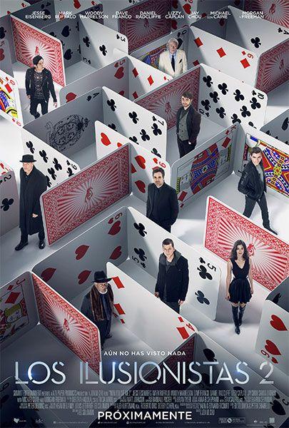 Los Ilusionistas 2 (2016)