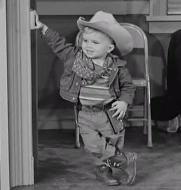 Clint Howard, Ron Howard's brother   When They Were Young ...
