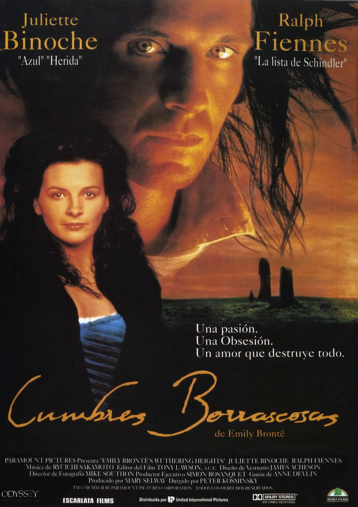 1992. Cumbres borrascosas - Wuthering Heights