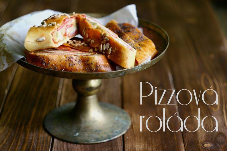 Pizzová Roláda