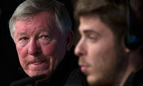 """Sir Alex Ferguson: """"A great goalkeeper is worth 15 points over the course of a season.""""♥"""