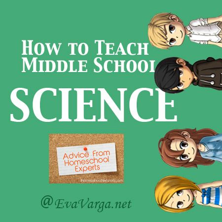 How to Teach Middle School Science @EvaVarga.net