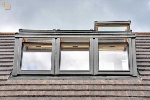 Ramsbottom Prefabricated Velux Dormer Window System