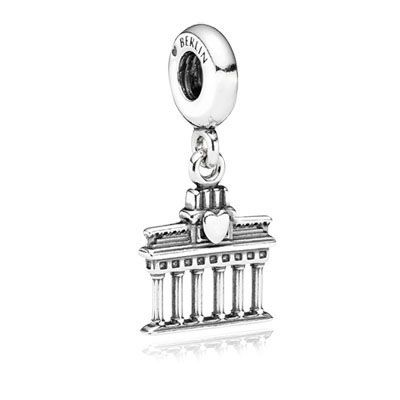 Pandora Brandenburg Gate Charms #jewelrylover