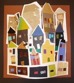 mrspicasso's art room: Neighborhoods