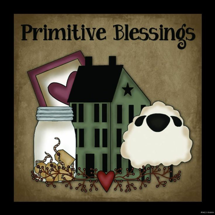 BLESSINGS HOUSE Wood Sign Rustic Country Home Wall Decor Handmade