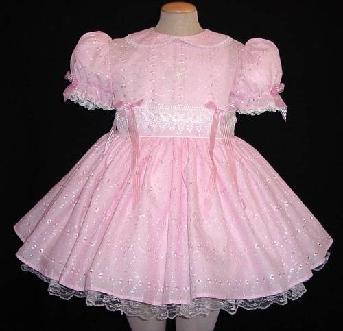 Adult Sissy Baby Dress Quot Eyelet Delight Quot By Annemarie