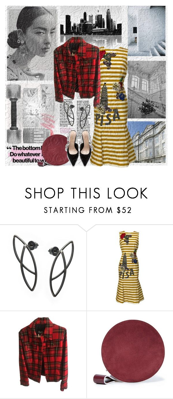 """Losing My Religion"" by lablanchenoire ❤ liked on Polyvore featuring Dolce&Gabbana and Diane Von Furstenberg"