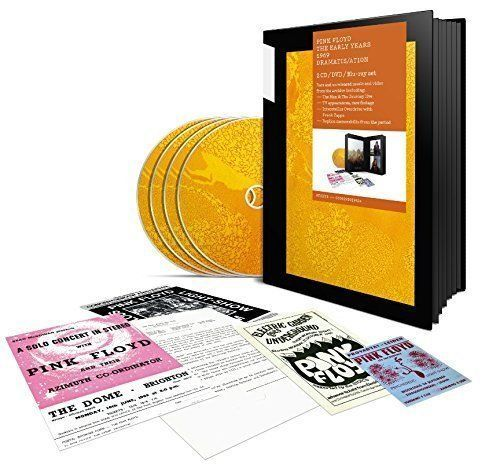 Pink Floyd -  1969 Dramatis/Ation- 2 CD+DVD+BLURAY  NUOVO SIGILLATO