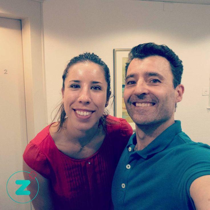 With Gema today in #zahnundvital #zurich  #lovely person and #beautiful #smile http://zahnundvital.com  #zahnarzt #dentist #dentista #dental #dentalclinic
