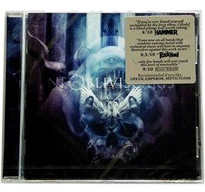 Second album by the Australian sensation Ne Obliviscaris!