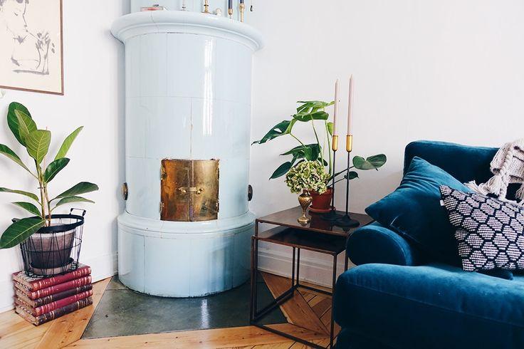 arto satsbord inredning vardagsrum sideboard vanja wikström lägenhet