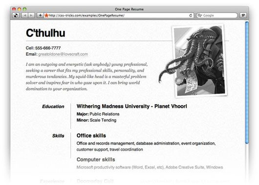 The 25+ best Online cv ideas on Pinterest Online cv template - online resume example