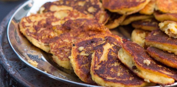 Pumpkin fritters with caramel sauce by Team Smokey and the Bandit #ultimatebraaimaster #recipe