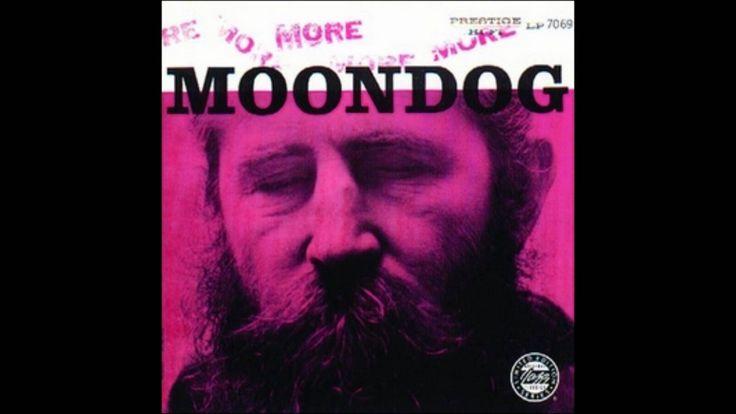 Moondog : Moondog monologue