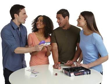 """BEST ADULT BOARD GAMES- """"Taboo Board Game"""" (Click for Top 5 list!)"""