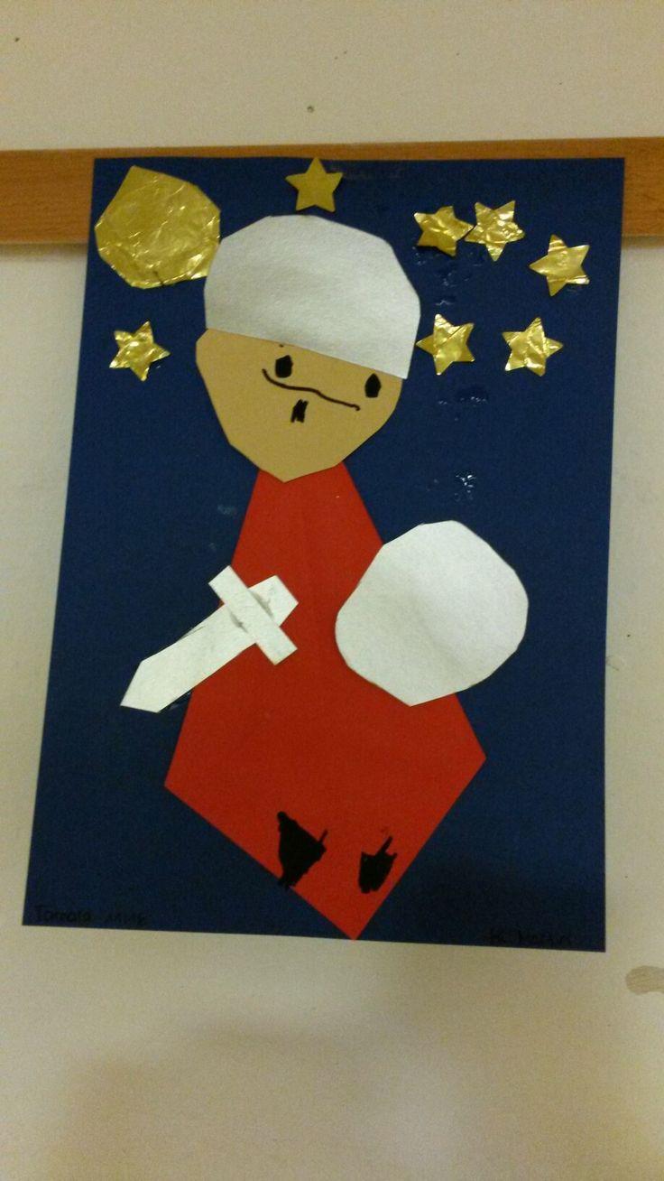 Heiliger Martin #kindergarten #martinsfest #heiligermartin #saintmartin
