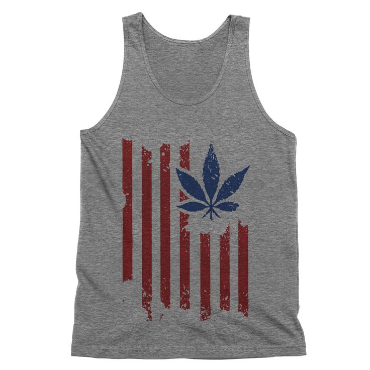 American Weed Tank Top  #quotes #tees #womens #sassy #sayings #funny #clothes #tops