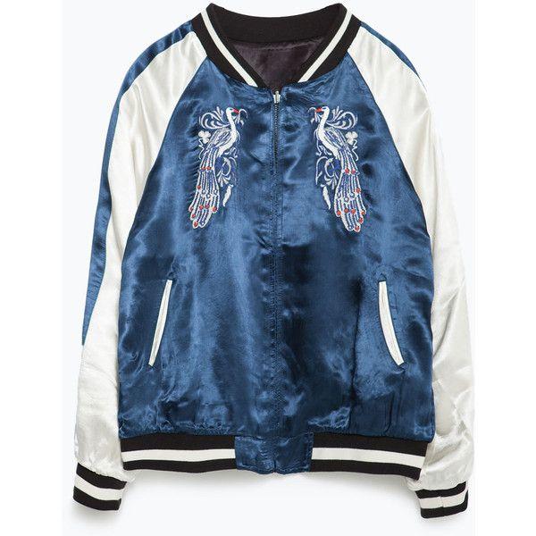 Ideas about blue bomber jacket on pinterest